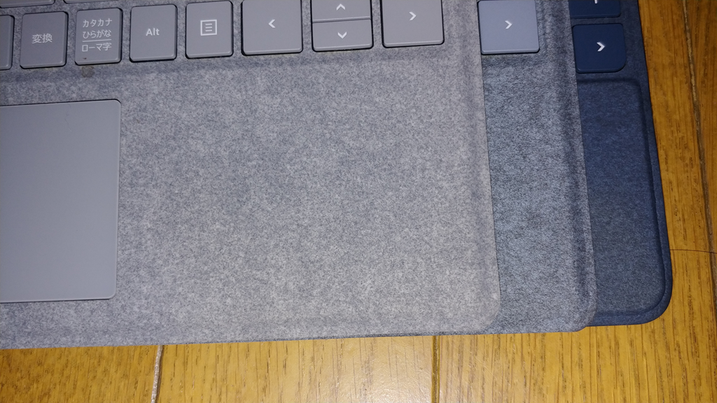 タイプ カバー surface pro 7